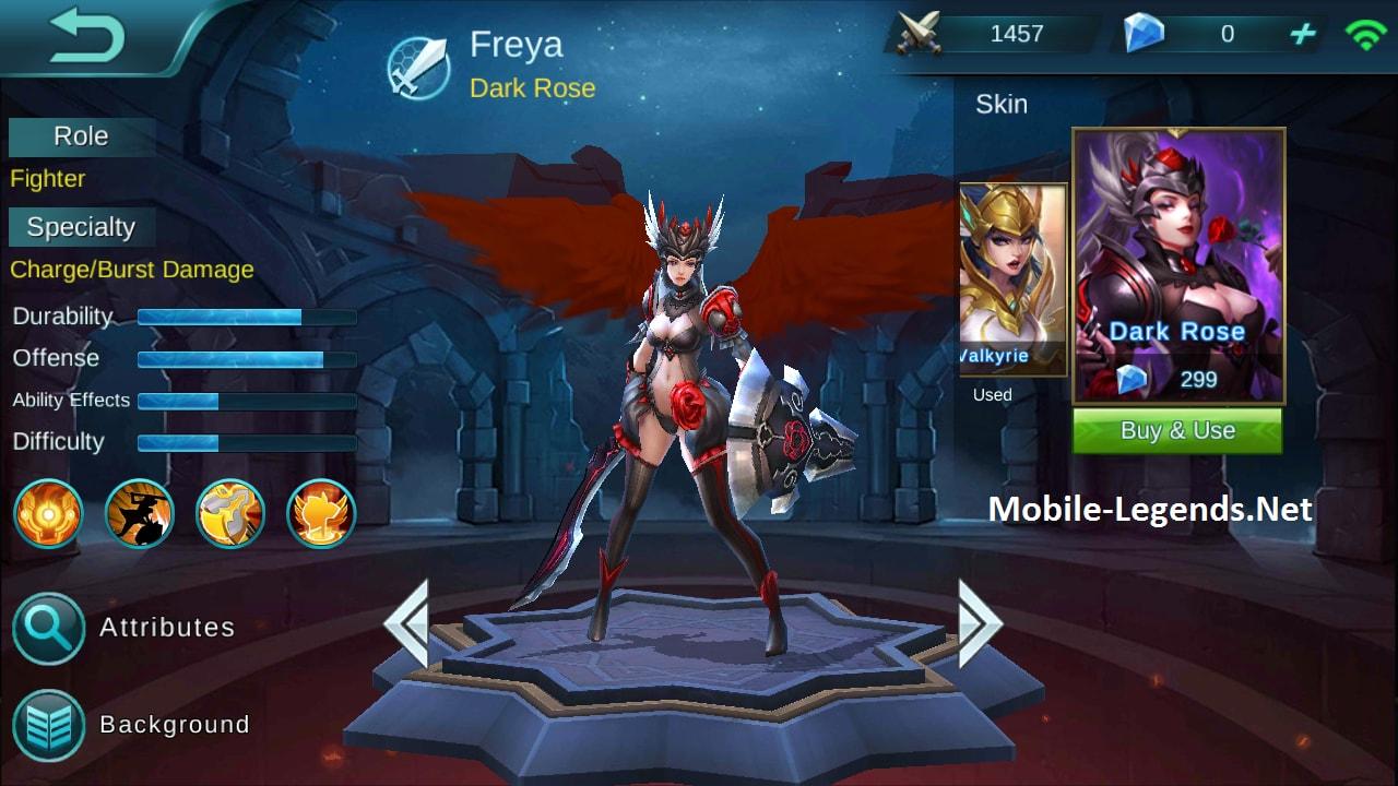 Build Freya