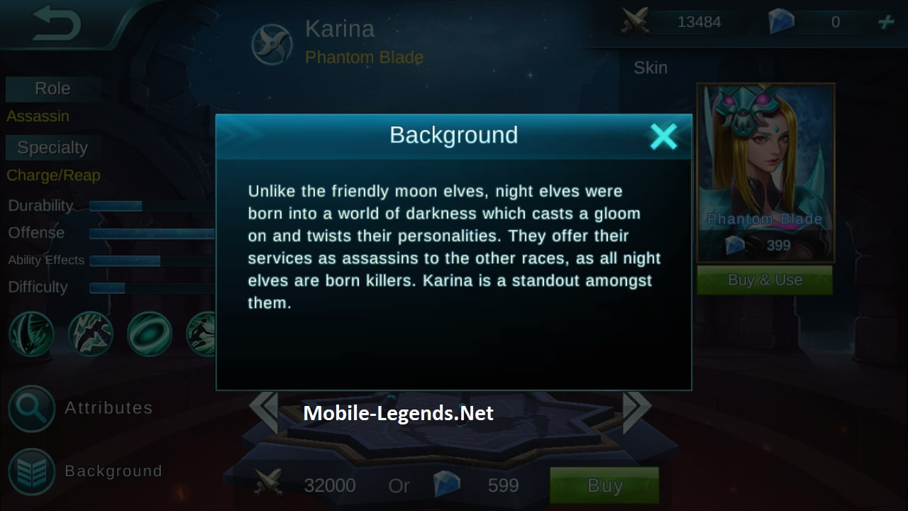 mobile-legends-karina-story