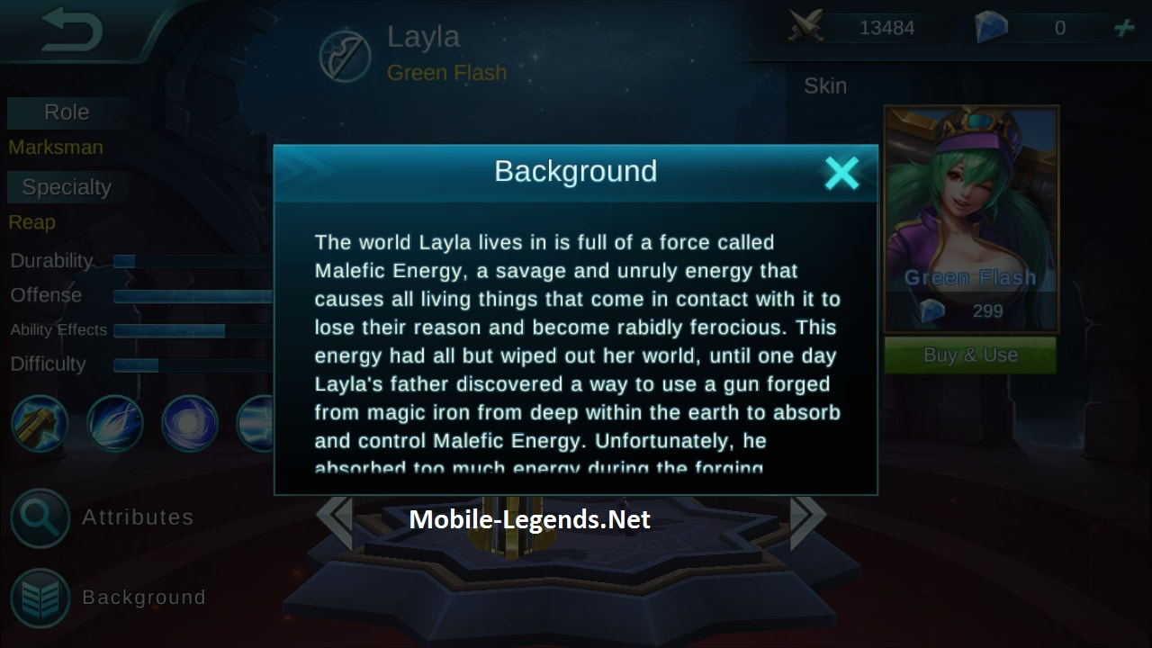 mobile-legends-layla-story
