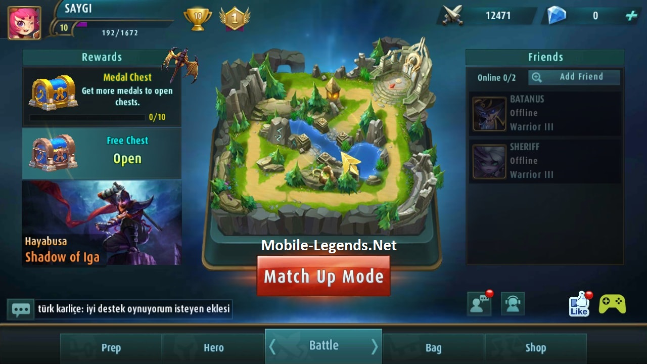 Android device requirements 2019 - Mobile Legends