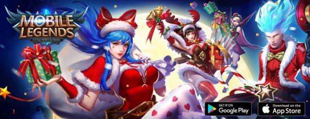 Event Calendar Mobile Legend : Christmas event mobile legends