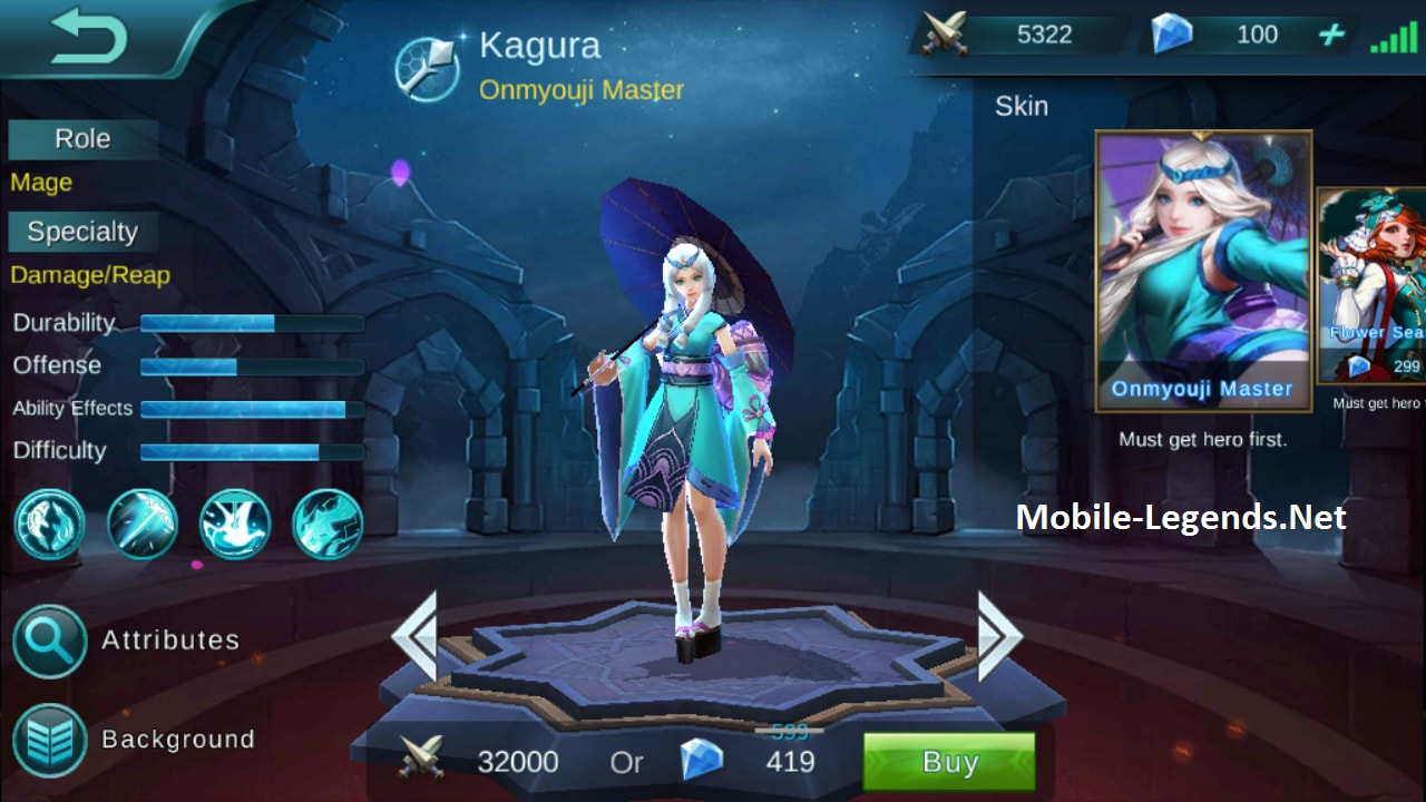 Mobile Legends Kagura Voice
