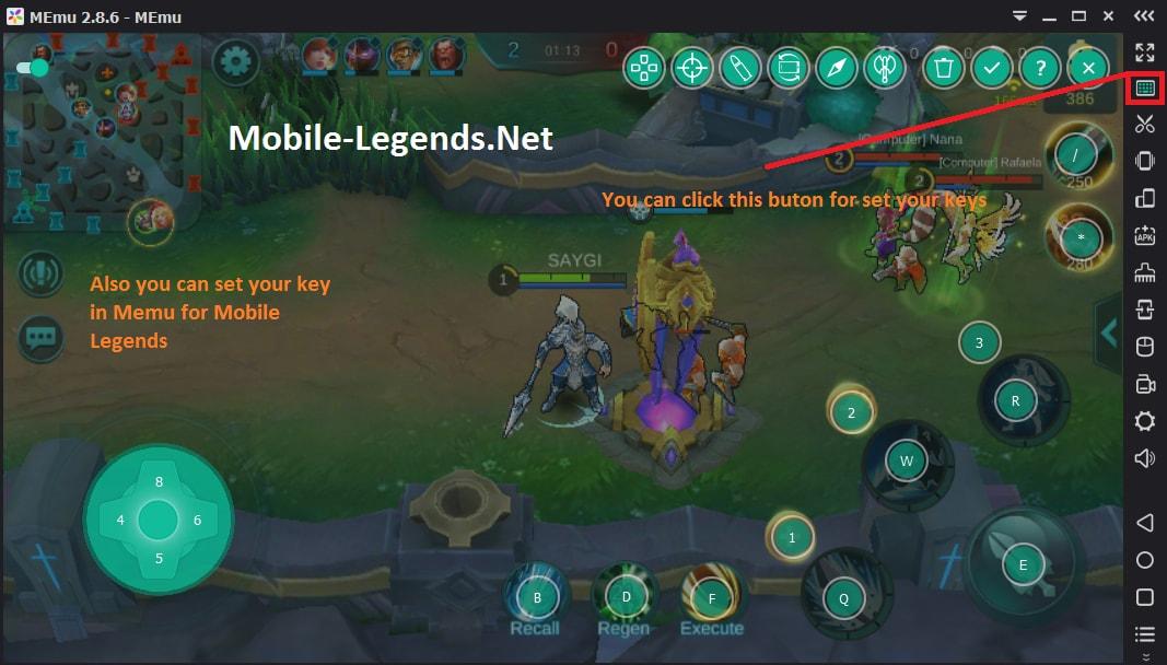 Mobile Legend Di Pc