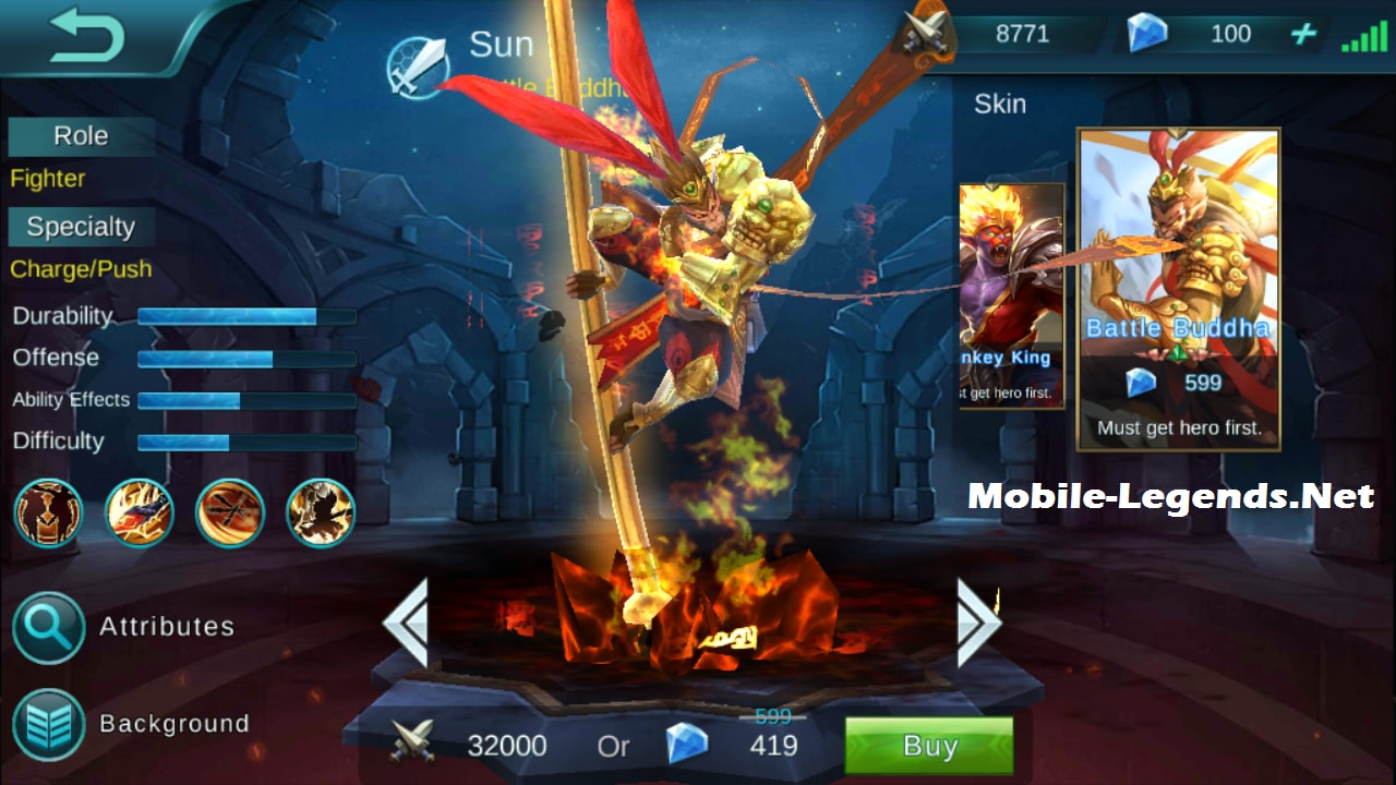New Hero Sun Patch Notes 1 1 48 131 2 2019 Mobile Legends