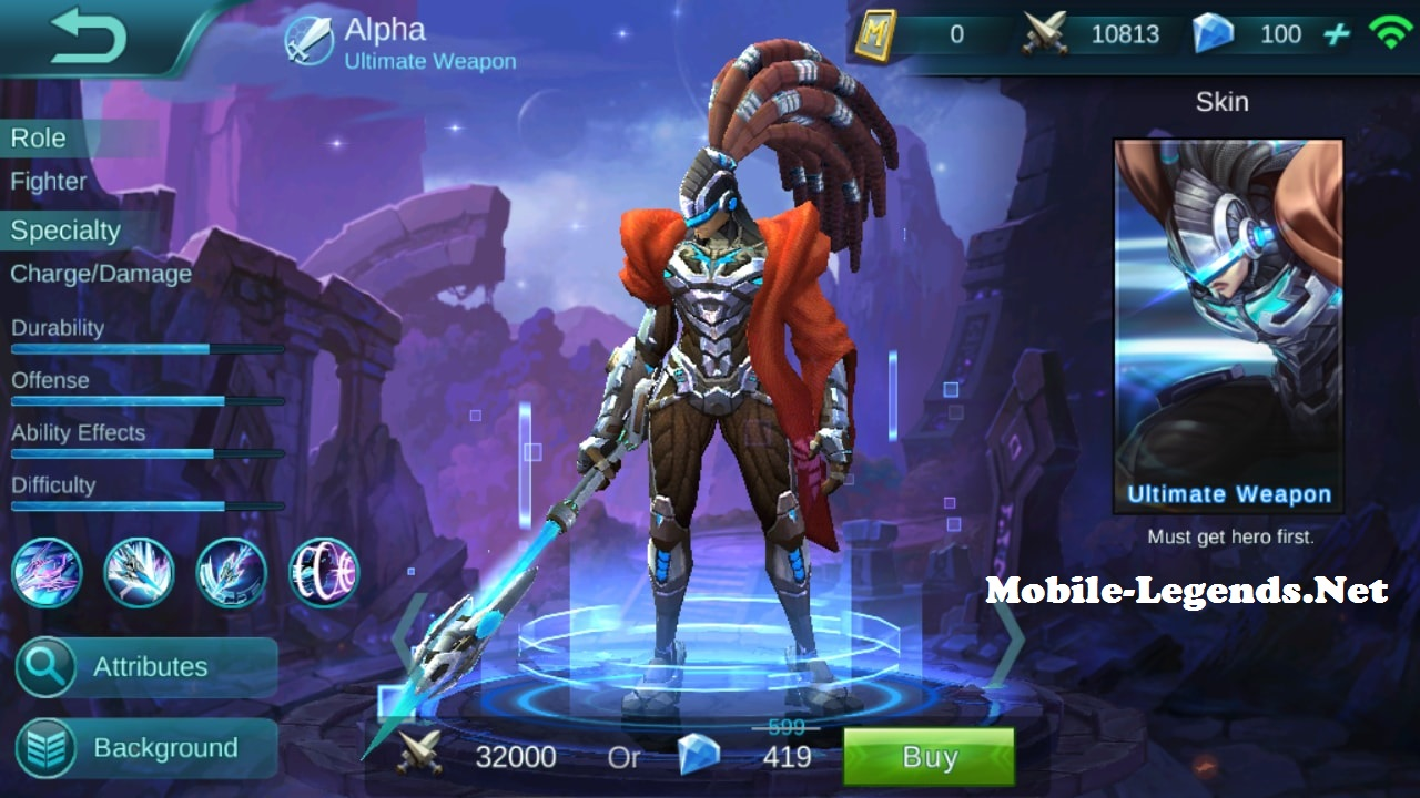 Chiliwap | Alpha (Mobile Legends)