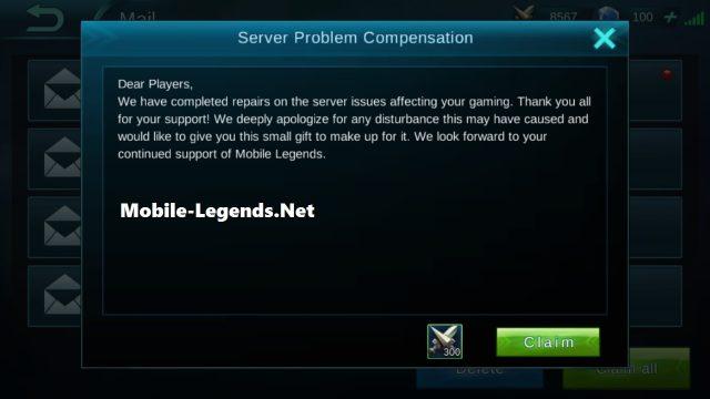 server problems
