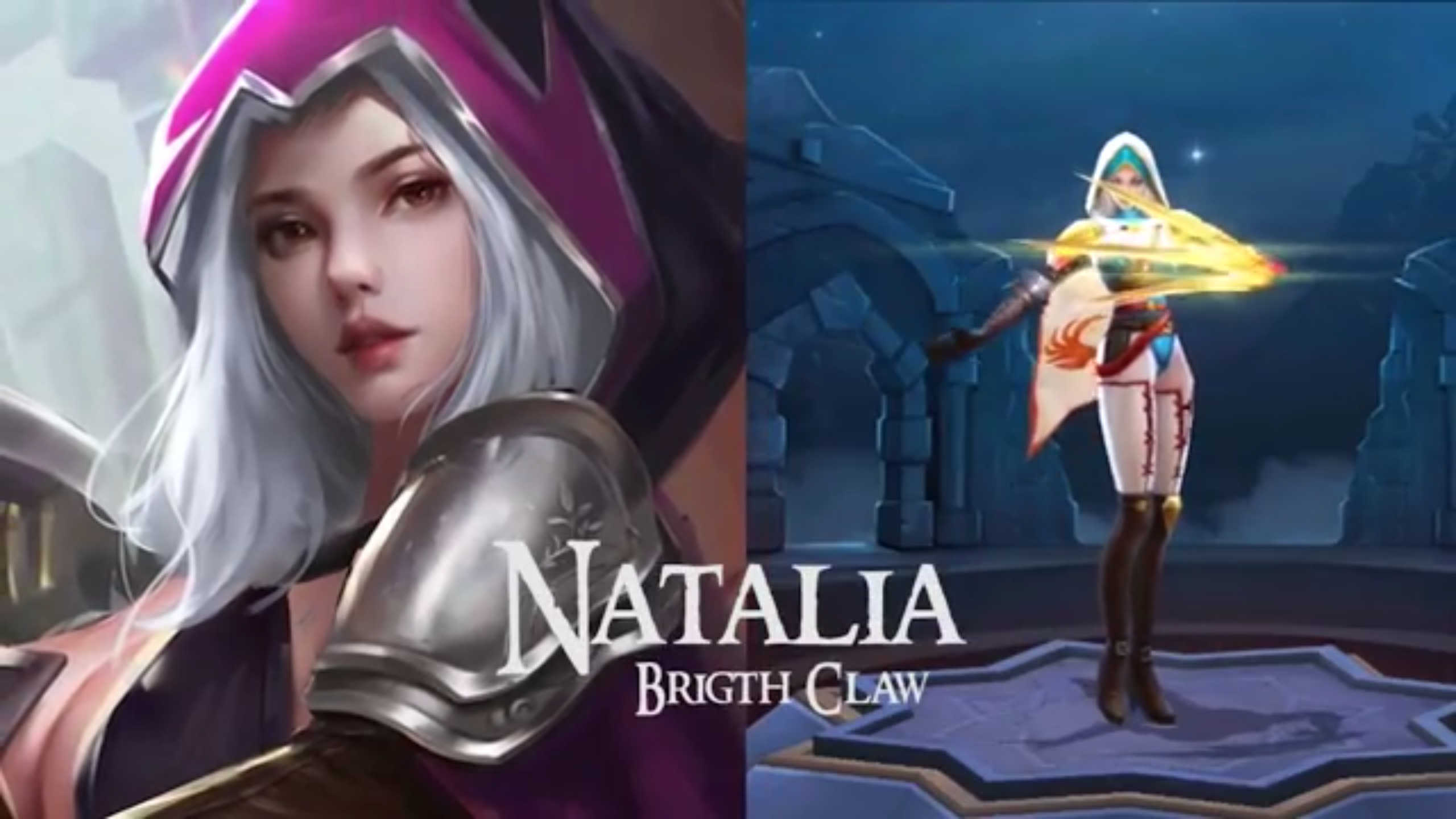 Ultimate Natalia Guide  Insane Burst Damage 2018  Mobile Legends