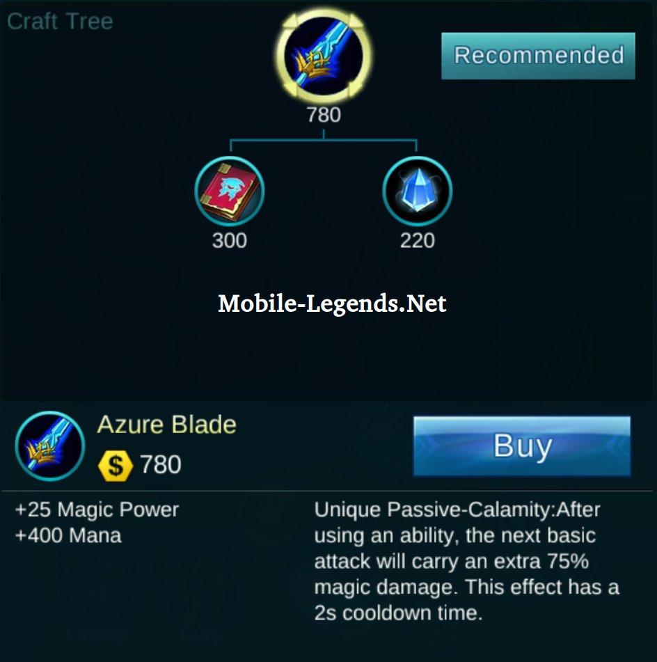Azure-Blade-Crafting
