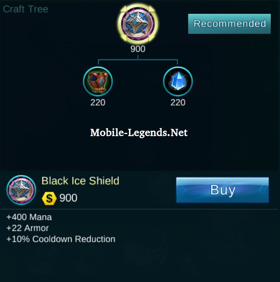 Black-Ice-Shield-Crafting