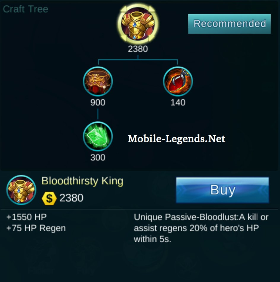 Bloodthirsty-King-Crafting