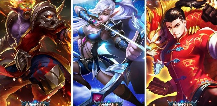 Delightful Mobile Legends WallPapers