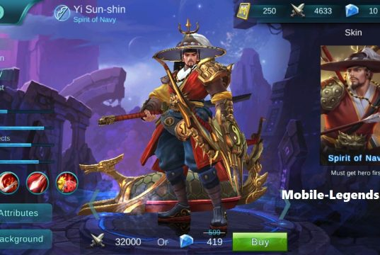 Mobile-Legends-Yi-Sun-shin
