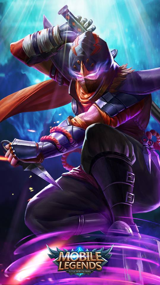 Mobile-legends-WallPapers-Hayabusa