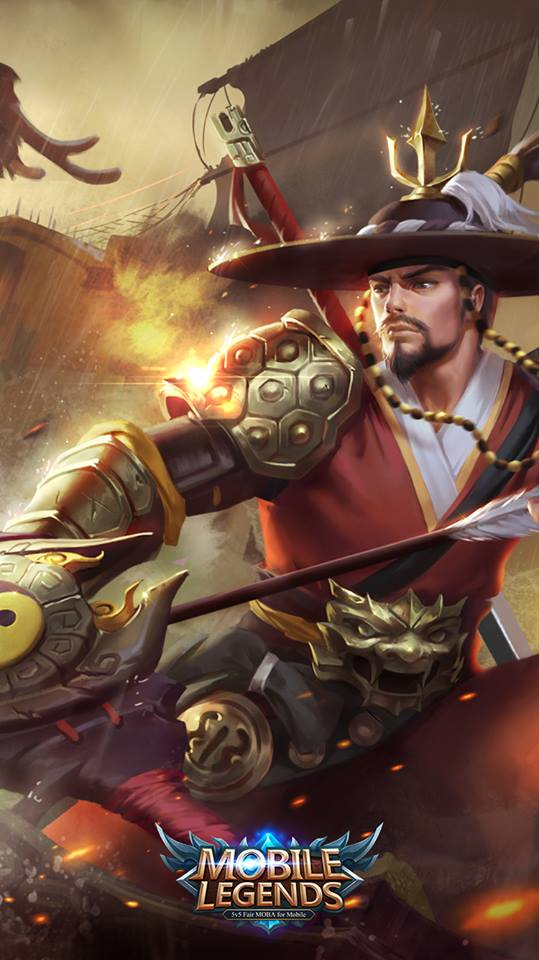 Mobile-legends-WallPapers-Yi-Sun-shin