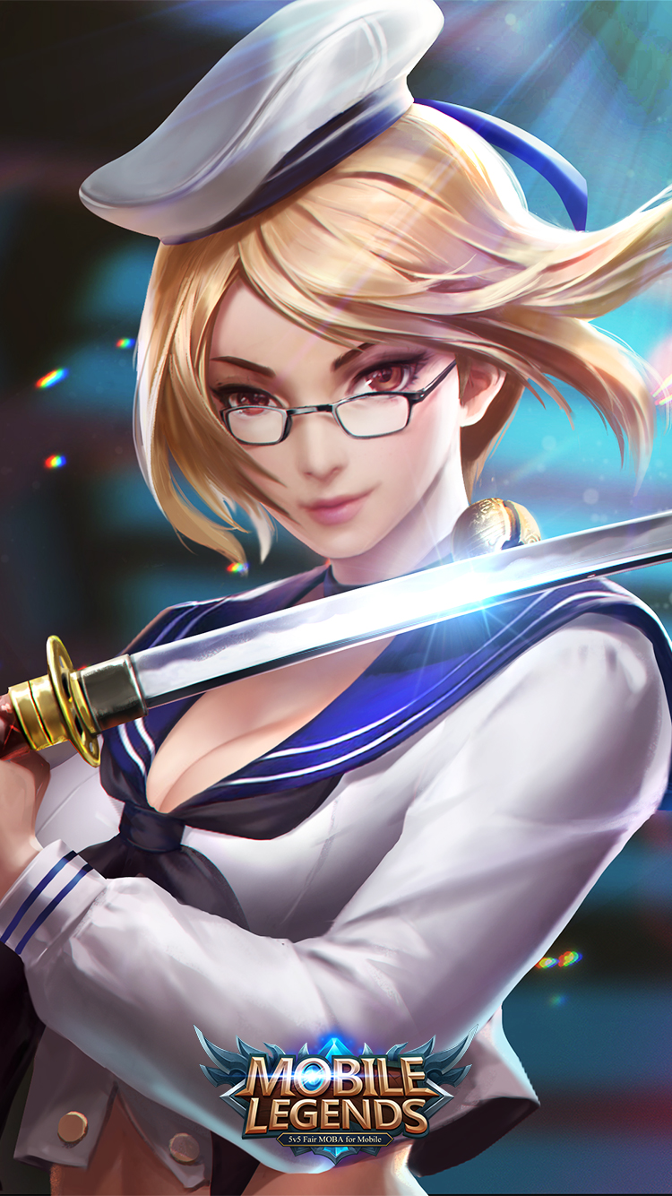 43 New Awesome Mobile Legends WallPapers 2018 - Mobile Legends