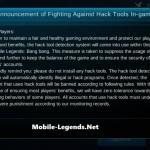 Mobile-Legends-Fighting-Against-Hack-Tools