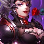 Mobile-Legends-Freya-Dark-Rose