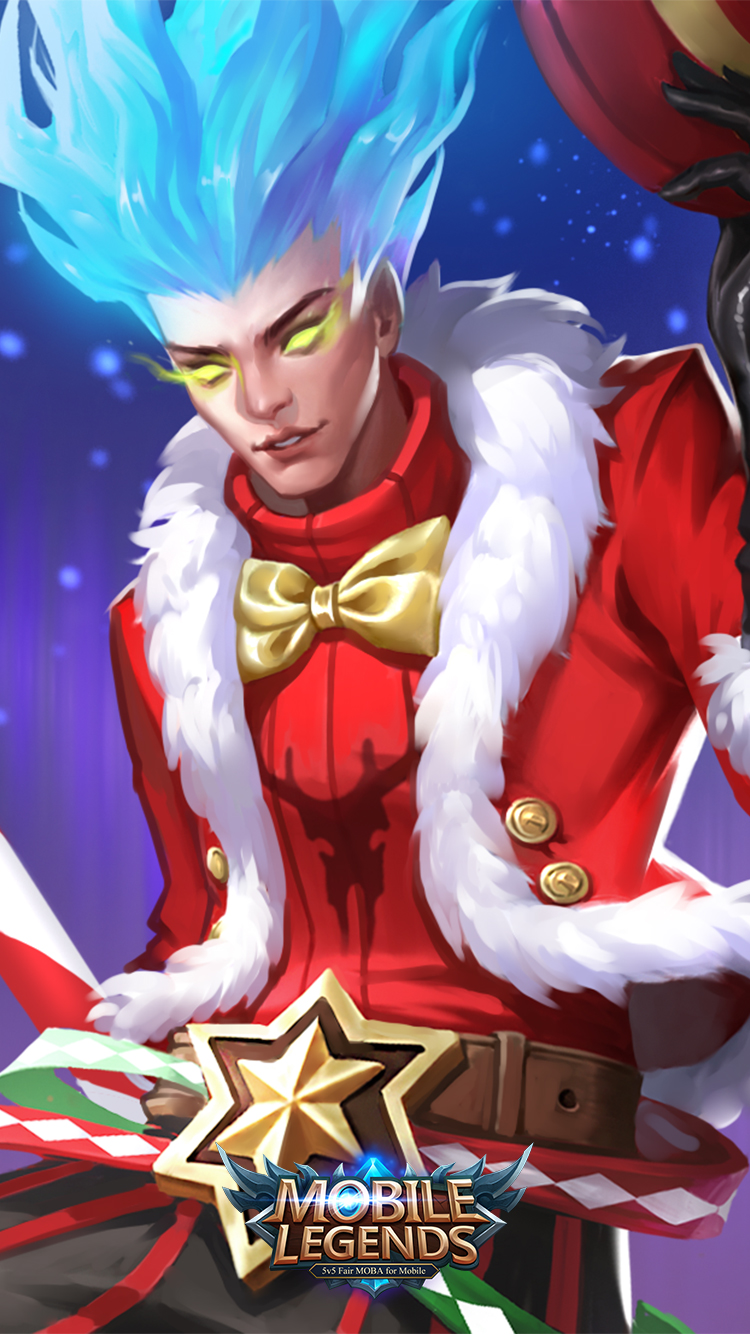 Hd wallpaper mobile legends - Mobile Legends Gord Hell Mage Mobile Legends Gord Christmas Cheer