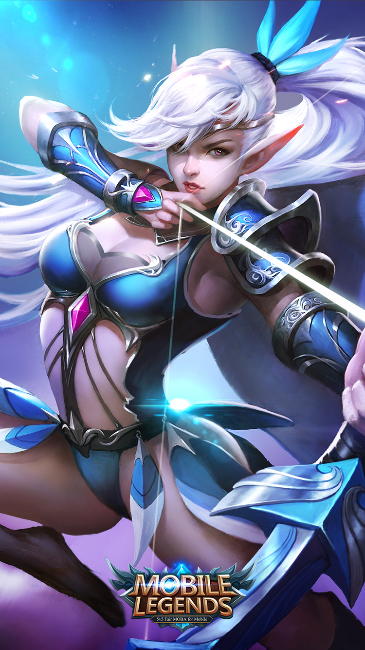 Wallpaper Miya Mobile Legend Full Hd