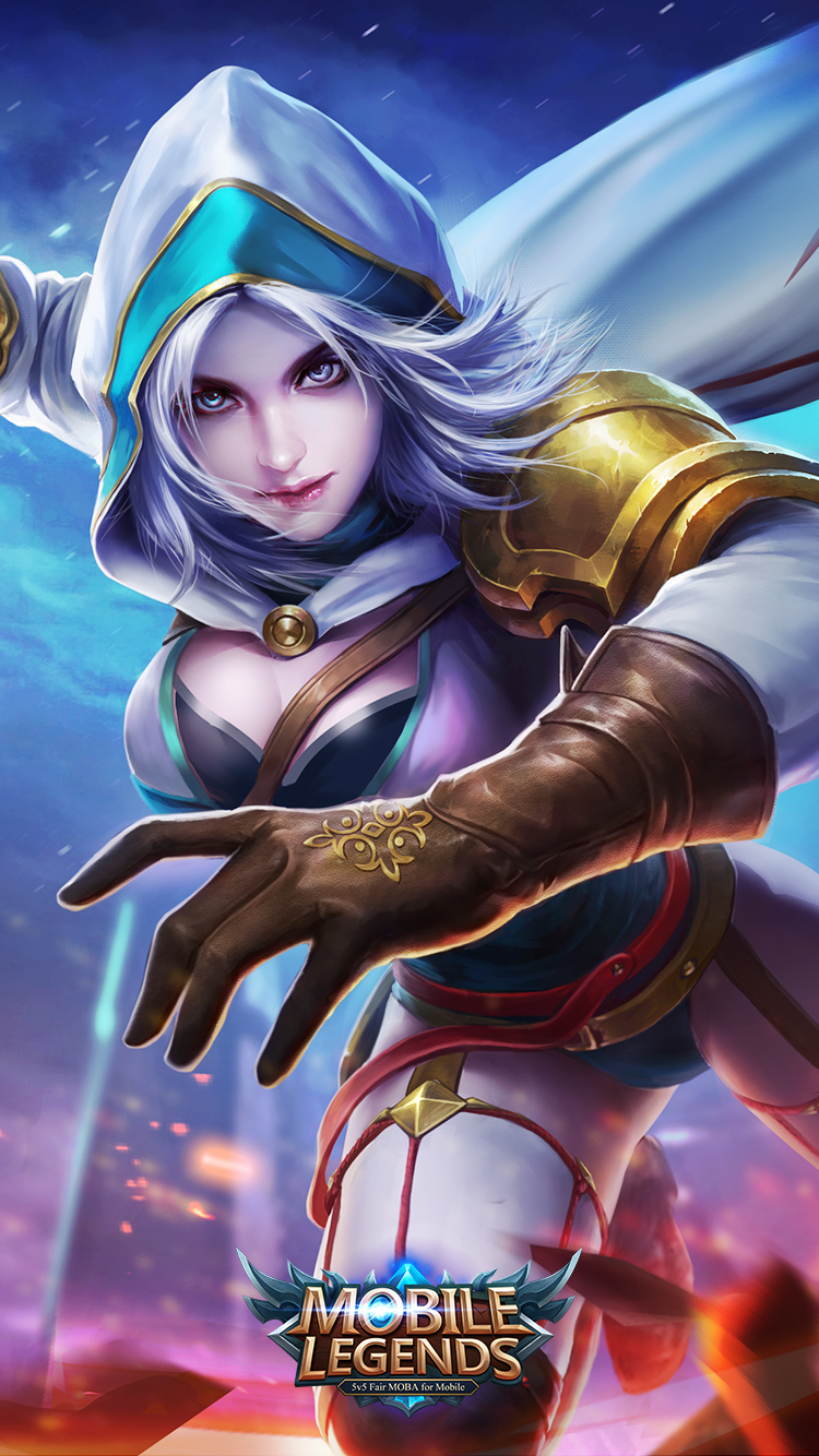 Hd wallpaper mobile legends - Natalia Wallpapers Mobile Legends Natalia Bright Claw