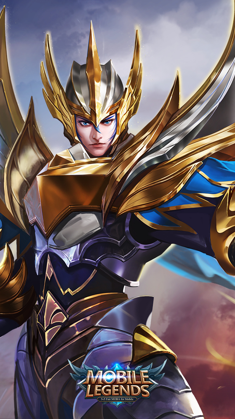 Hd wallpaper mobile legends - Mobile Legends Yun Zhao Dragon Knight