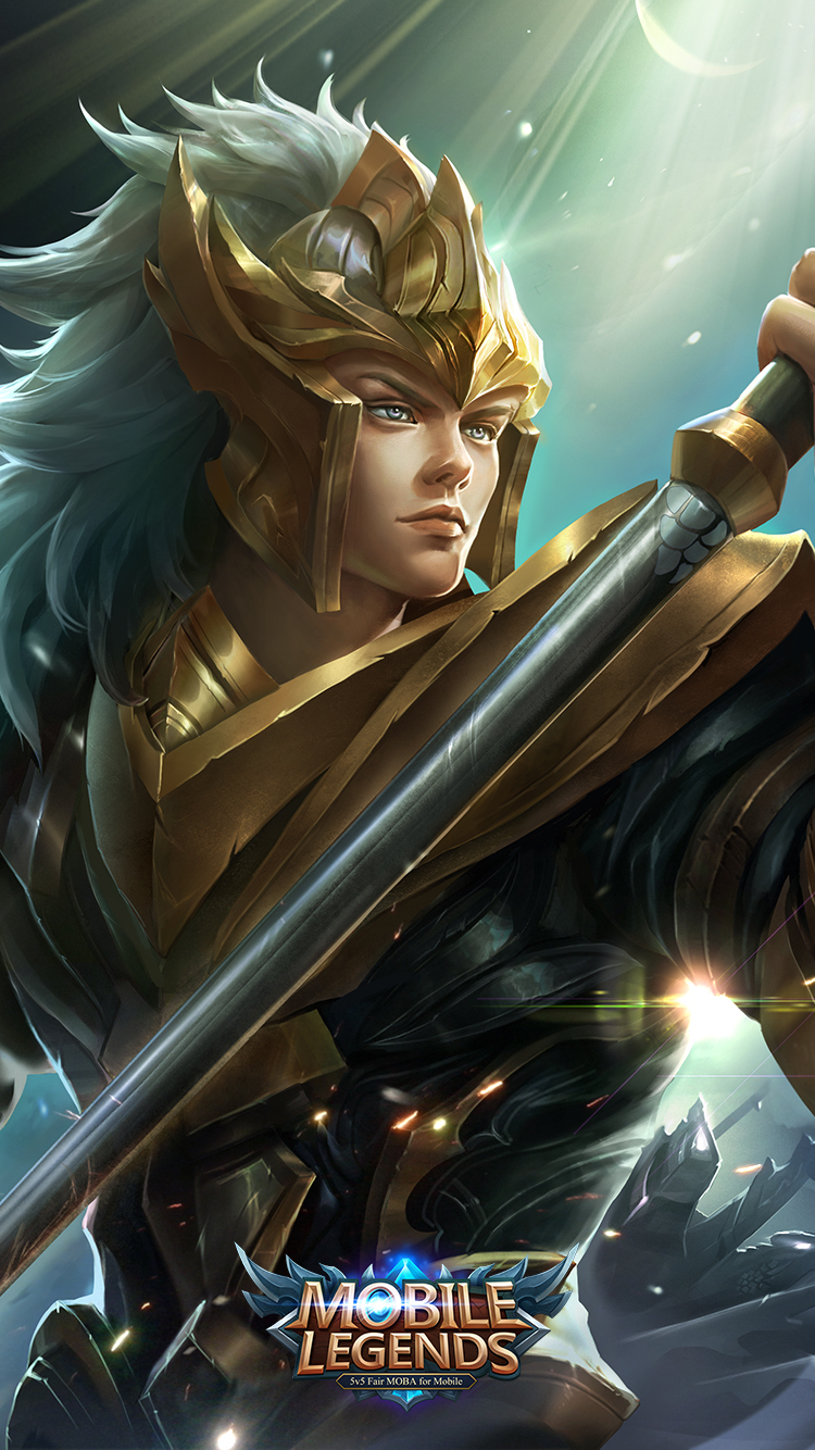 Hd wallpaper mobile legends - Mobile Legends Yun Zhao Elite Warrior