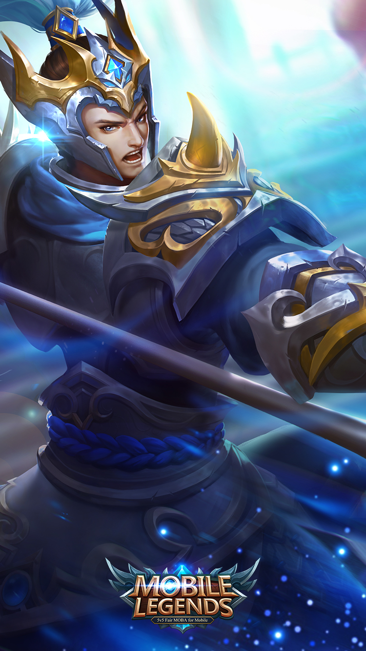 Wallpaper Mobile Legend Hd Zilong  Gudang Wallpaper