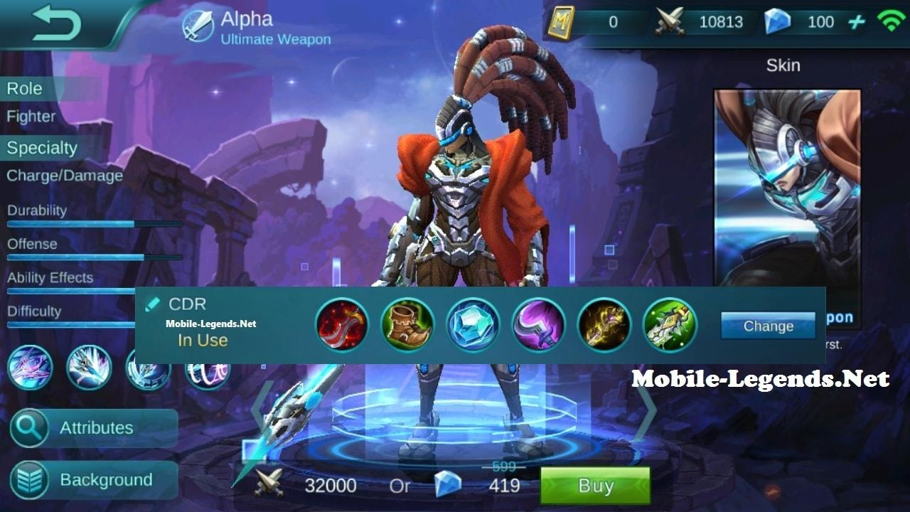 Mobile-Legends-Apha-CDR-Build