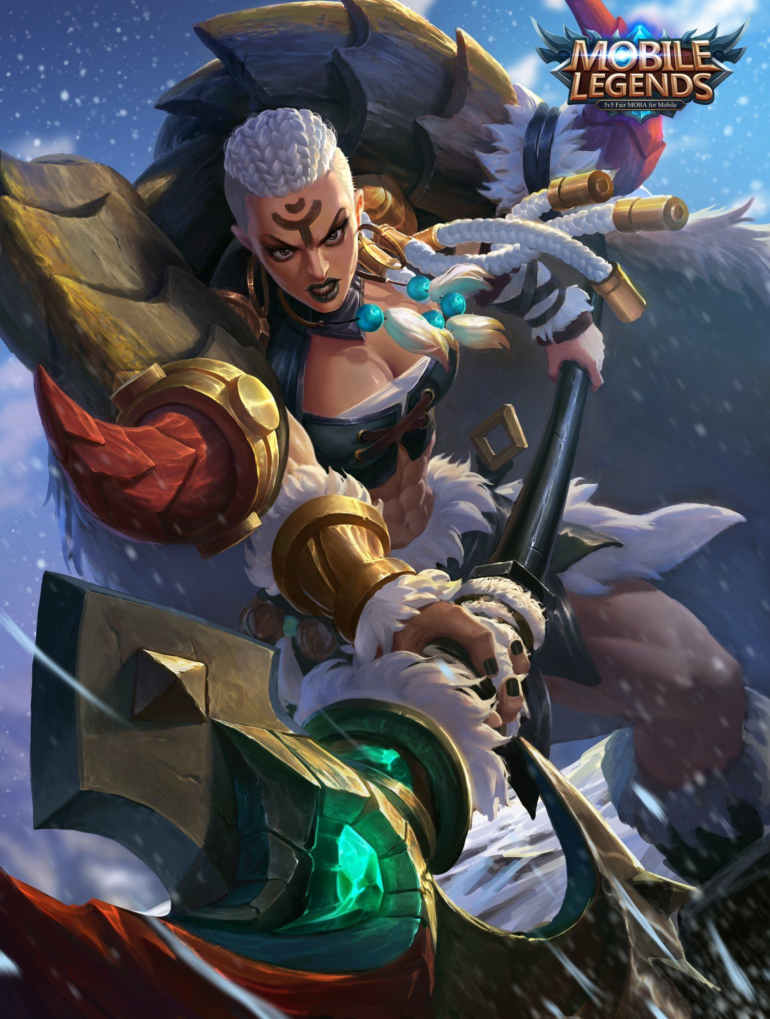 Mobile-Legends-Hilda-Skin-Power-of-Wildness