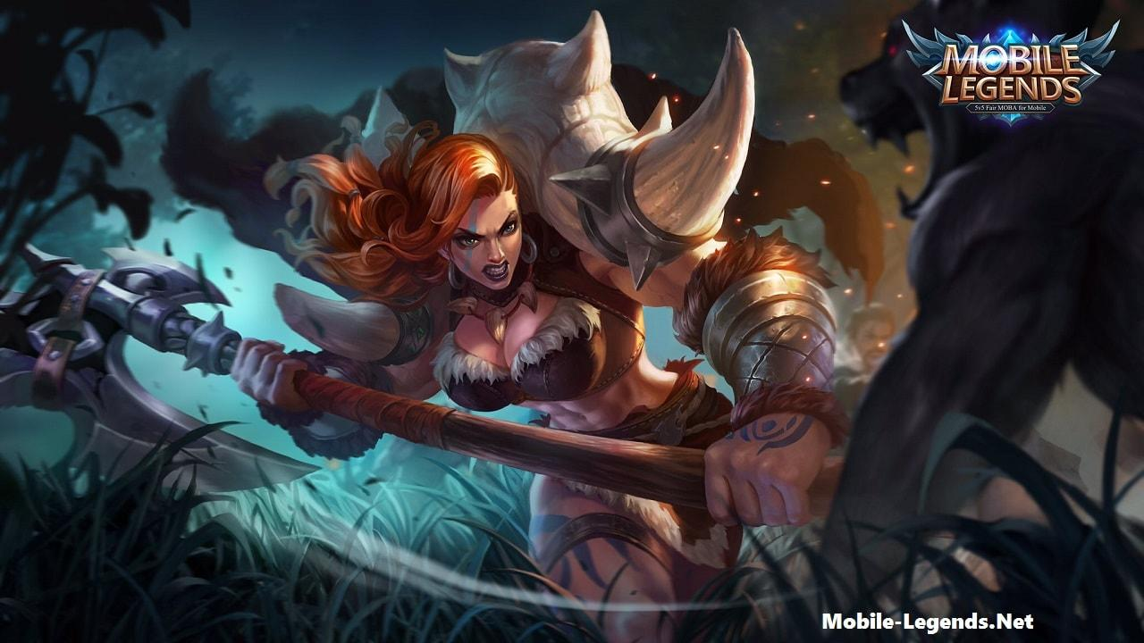 New Hero Hilda - Power of Megalith 2019 - Mobile Legends