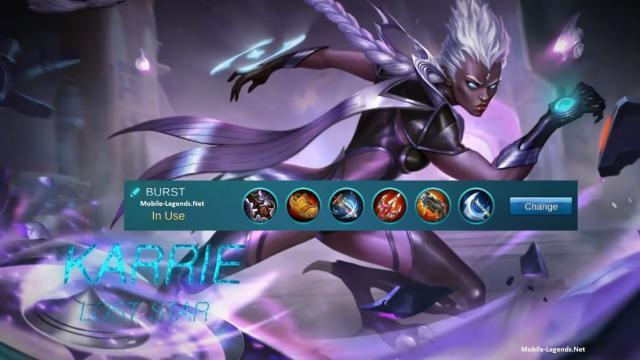 Mobile-Legends-Karrie-Damage-Build