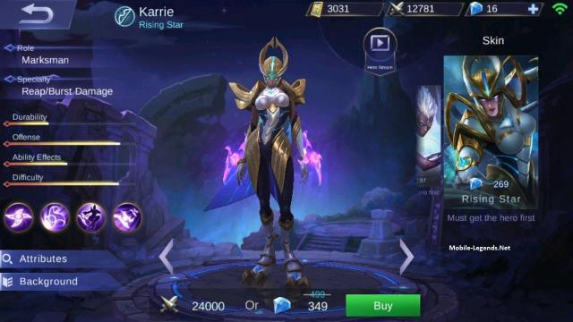 Mobile-Legends-Karrie-Rising-Star