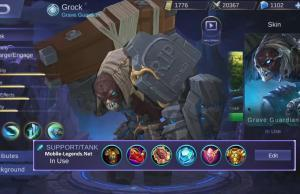 Mobile-Legends-Grock-Support-Tank-Build