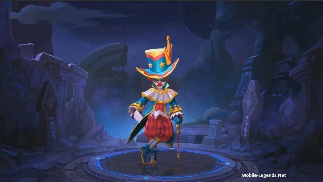 Harley Features | Mobile Legends