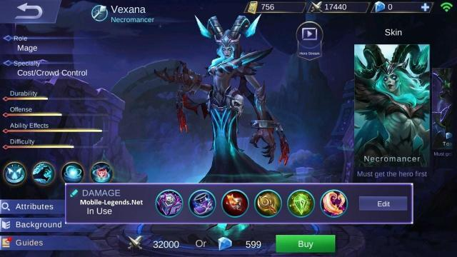 Mobile-Legends-Vexana-Magic-Damage-Build
