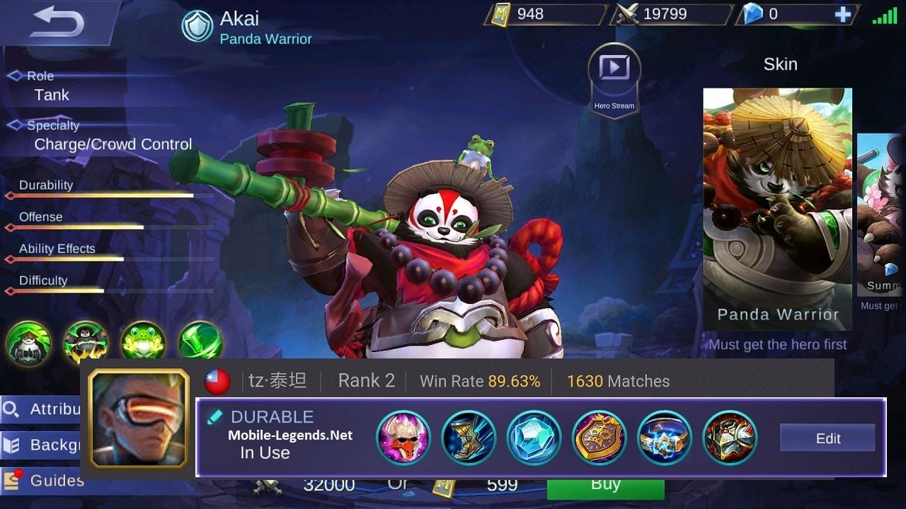 Mobile-Legends-New-Akai-Durable-Tank-Items