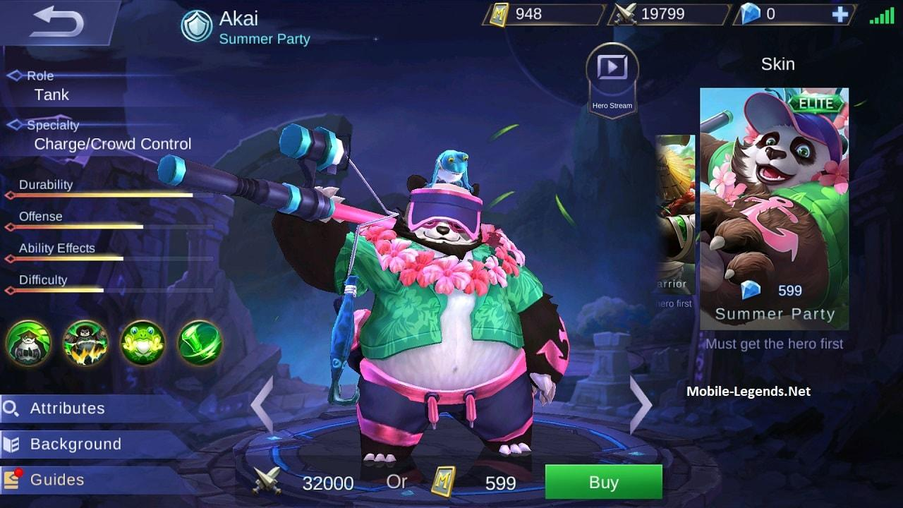 Mobile-Legends-New-Akai-Summer-Party