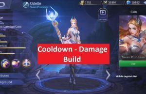 Mobile-Legends-Odette-Cooldown-Damage-Build