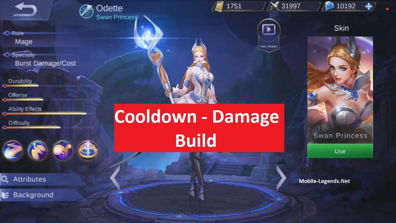 Image Result For Mobile Legends Odette