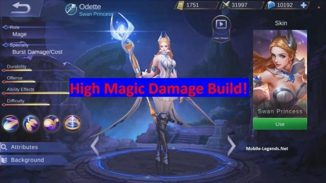 Mobile-Legends-Odette-High-Magic-Damage-Build