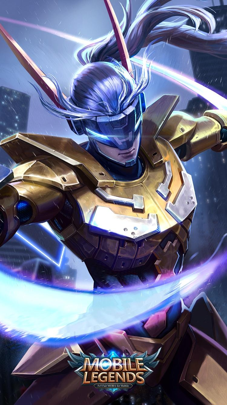 46 New Mobile Legends Wallpapers 2019 - Mobile Legends | 750 x 1334 jpeg 157kB