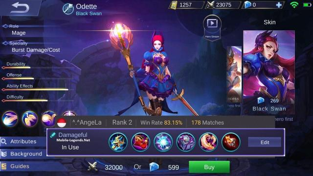 Mobile-Legends-Odette-Damageful-Build