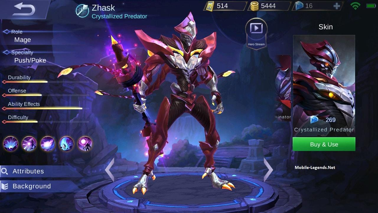 Mobile-Legends-Zhask-Crystallized-Predator