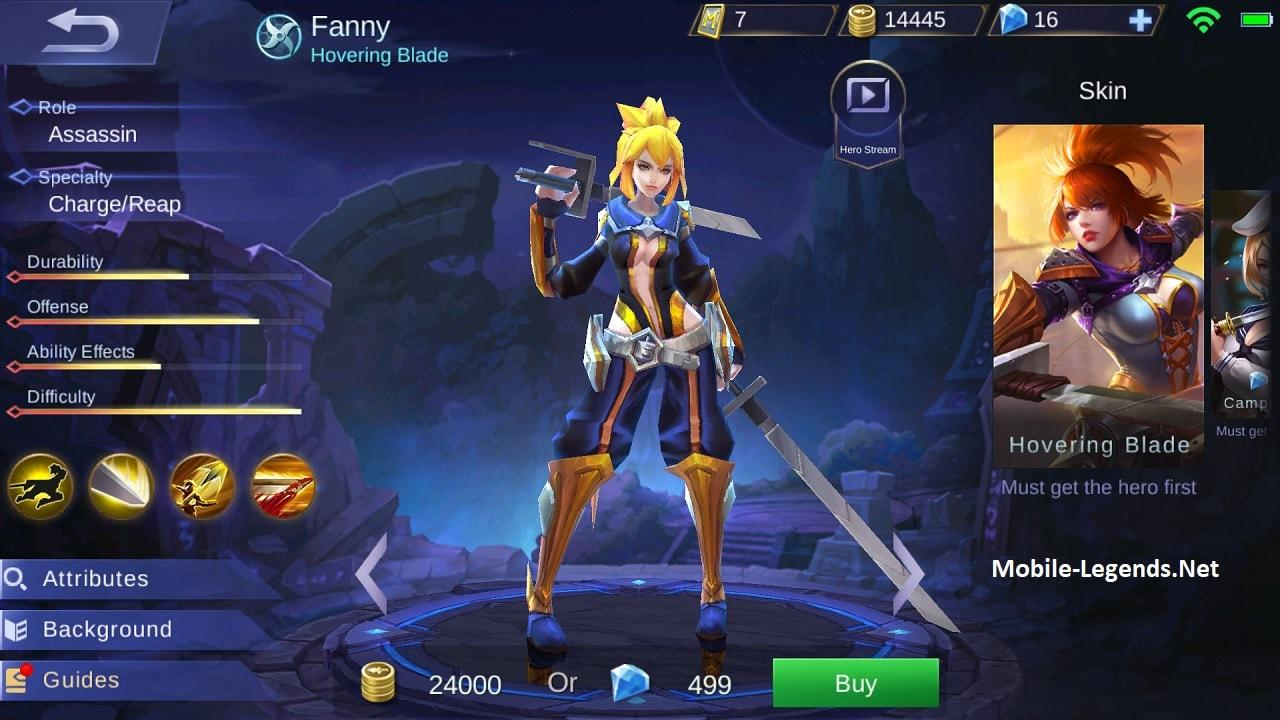 Detailed Fanny Full Guide and Techniques (Renewed) 2019