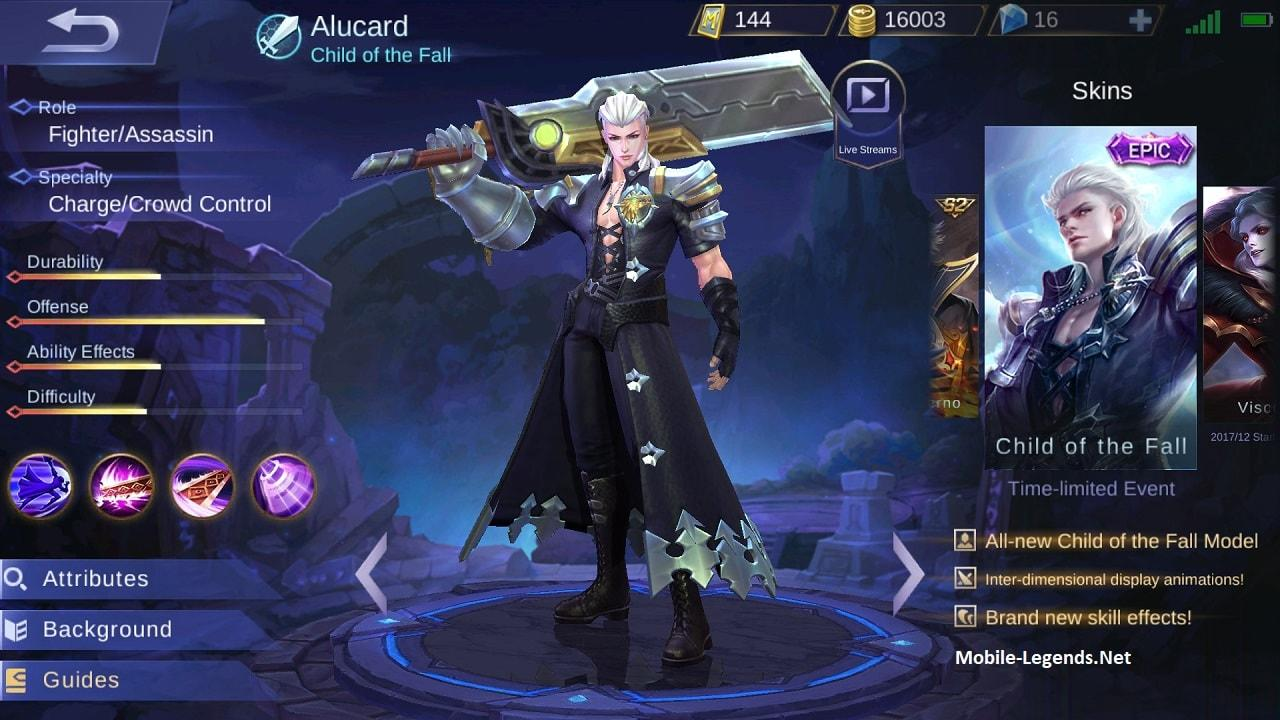 Alucard Full Detailed Guide and Build 2019 - Mobile Legends