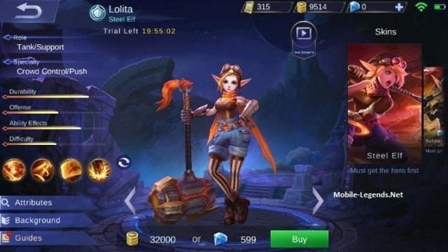 Lolita-Basically-Tank-Guide-Build