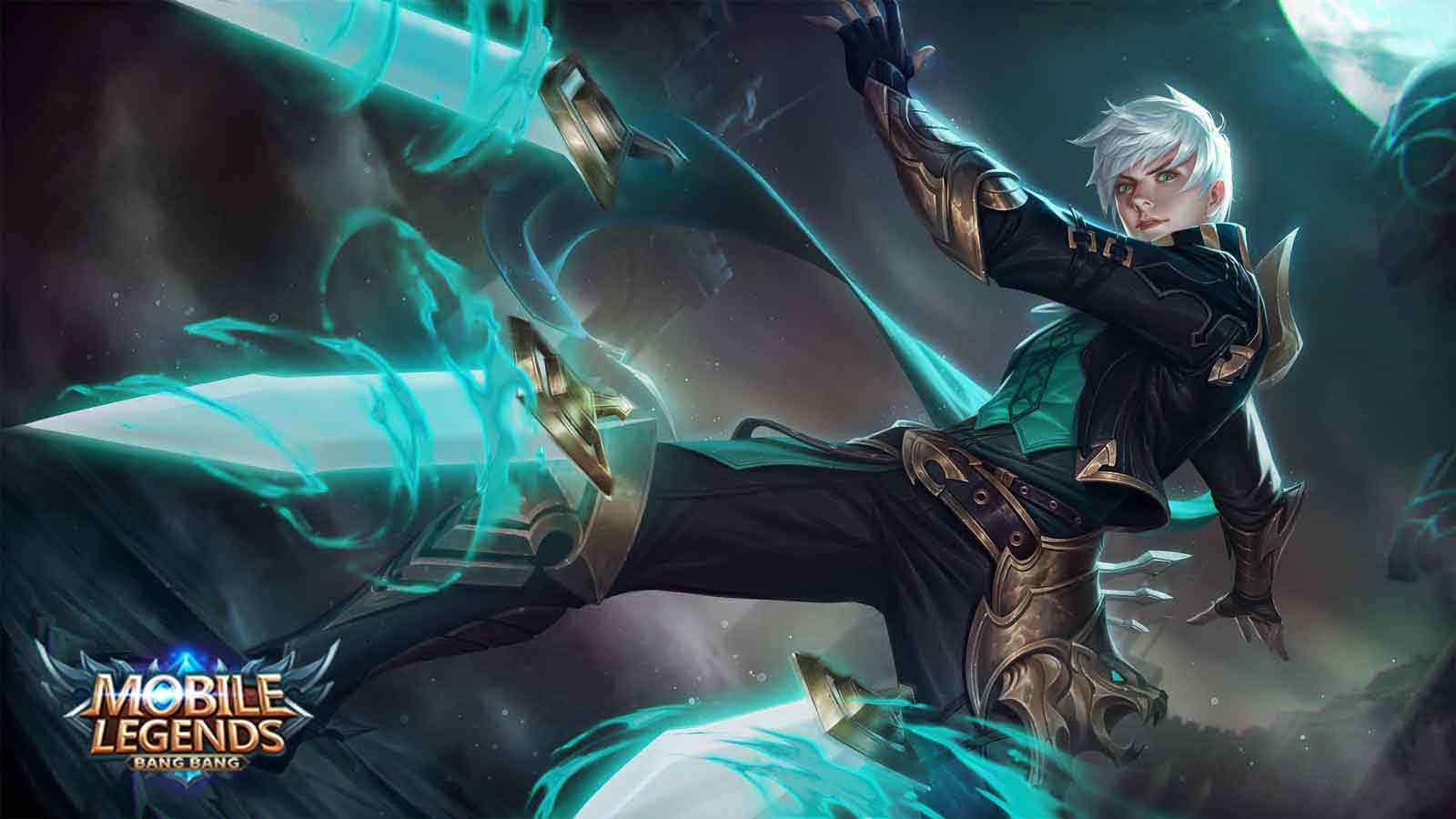 Hero Gossen Gusion Wallpapers 2020 Mobile Legends