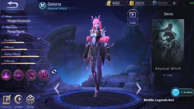 Selena-Abyssal-Witch