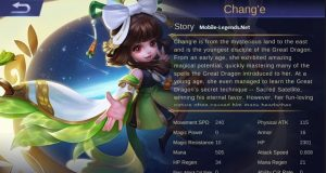 Chang-e-Features